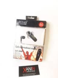 Boas LC-560 Mini Bluetooth Fone de ouvido