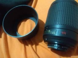 Lente 55-200mm Nikon
