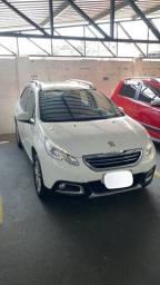 Peugeot 2008 ano 2017,automático, 1.6 ,financio/troco, pneus novos