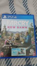 Far cry New Dawn ps4 mídia física