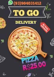 Pizza salvação