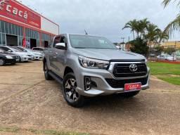 Toyota hilux cd srx 4x4 2.8 diesel - 2019