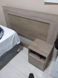 Cabeceira de cama box nova