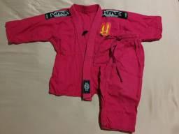 Kimono M01 rosa