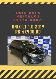 ONIX LT 1.0 2019 R$ 47.900,00 - ERIC RAFA VEICULOS
