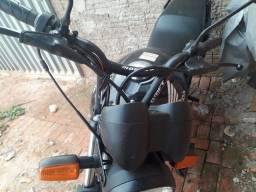 Moto Honda 150 fan partida elétrica ano 2013
