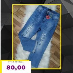 Calças jeans na promoção!!!