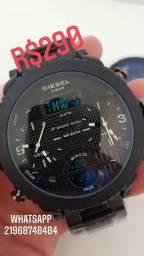 Relógio Diesel 3 BAR MEGA CHIEF