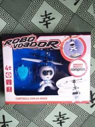 Brinquedo Robô Voador