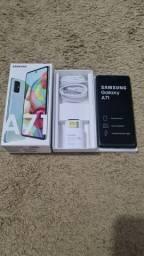 Vendo Samsung a71 128 giga