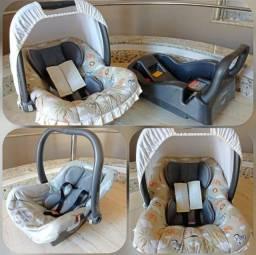 Bebê Conforto com Base e Jogo de Capa extra