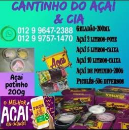 CANTINHO DO AÇAÍ & CIA