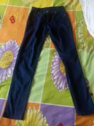 Lote de calça jeans n° 42 e 44