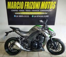 Kawasaki z-1000cc abs 2017 unico dono