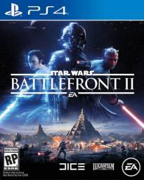 Vendo ou troco jogo Star Wars Battlefront II - PS4