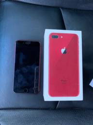 IPhone 8Plus Vermelho 64gb