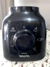 Liquidificador SEM COPO funcionando Philips Walita Daily