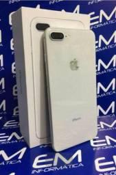 IPhone 8 Plus 64Gb Branco - Seminovo - somos loja fisica (Niterói)