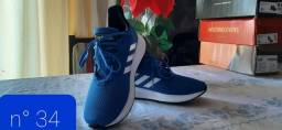 Tênis Adidas n° 34