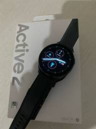 Galaxy Active 2 LTE (Nota, Sem Marcas, E-Sim, Inox)