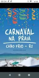 2021 Carnaval na praia em Cabo Frio