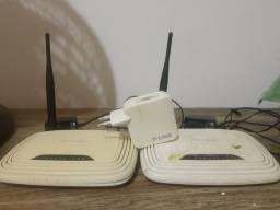 2 roteador + antena