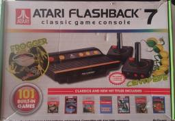 Vendo ou troco Atari Flashback 7 wi fi