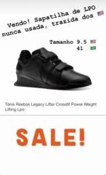 Sapatilha (tênis) de LPO Reebok Legacy Lifter Crossfit Power Weight Liftting