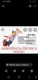 Especialistas em conserto de fogão visita gratuita tec Augusto