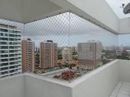 Título do anúncio: Cobertura-uma quadra do Chico do Carangueijo Sul-140m²- LC-TR69916