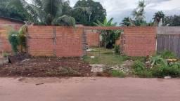 Vendo terreno com casa no Brasil Novo por R$ 45 mil reais.