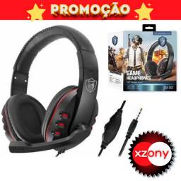 Fone Gamer Headset GM-002