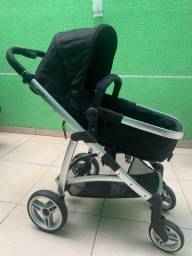 Carrinho de bebê Epic lite + bebê conforto isofix