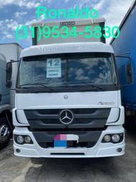 MB Atego 2426 No Sider 2012