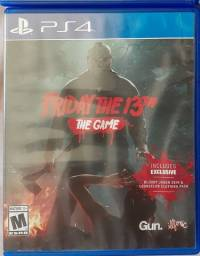 Jogo PS4 - Friday 13 The Game