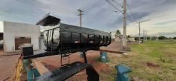 Caçamba truck 12m3