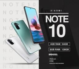 Xiaomi Redmi Note  10 128Gb / 4 GB Ram