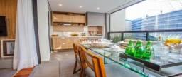 Apartamento à venda com 3 dormitórios em Cabral, Curitiba cod:AA 1286