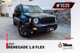 Renegade 1.8 4X2 FLEX 16V AUT.