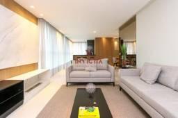 Apartamento à venda com 3 dormitórios em Cabral, Curitiba cod:AA 1184