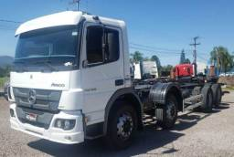 Mercedes Benz Atego 2430 - No chassi 8x2