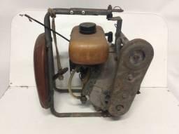 Motor antigo de roçadeira !!!