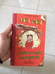 Jake Cake e a professora lobisomem