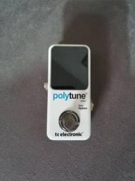 Pedal Afinador Polytune 2 Mini - Tc Eletronic (SÓ VENDA)