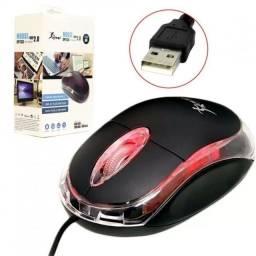Título do anúncio: Mouse fio knup kp-m611.