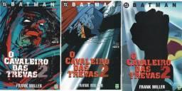 Batman O Cavaleiro Das Trevas 2 Mini-série Completa