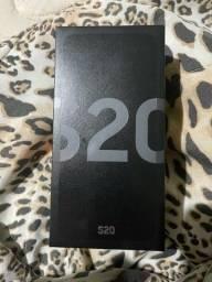 Samsung s20 128gb na caixa lacrada !!