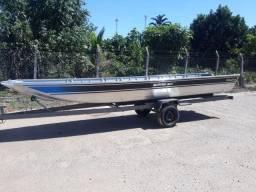 Barco Alumínio em Cuiabá