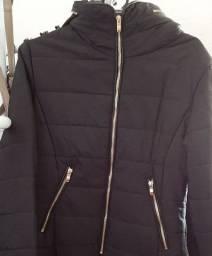 Jaquetas e vestido inverno