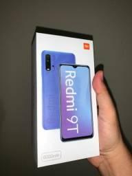 XIAOMI REDMI 9T 128GB NOVO!